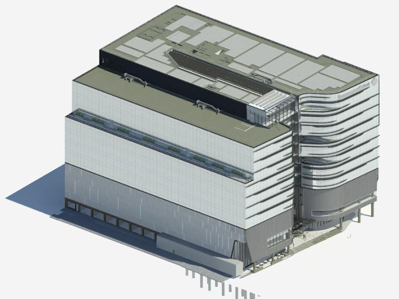 bim building modelling