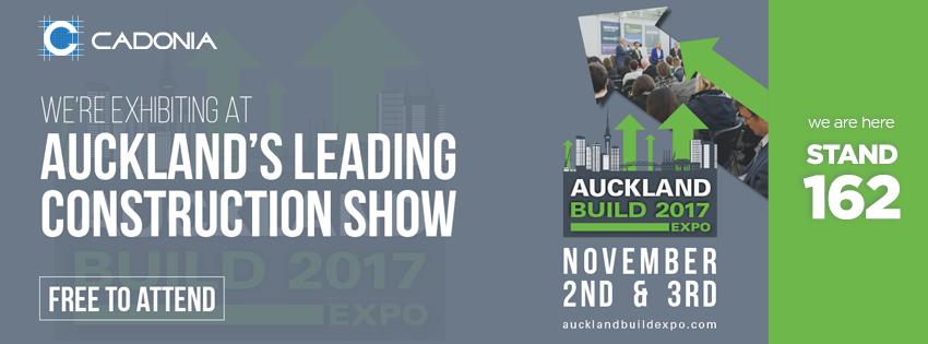 Auckland Build Cadonia Stand 162