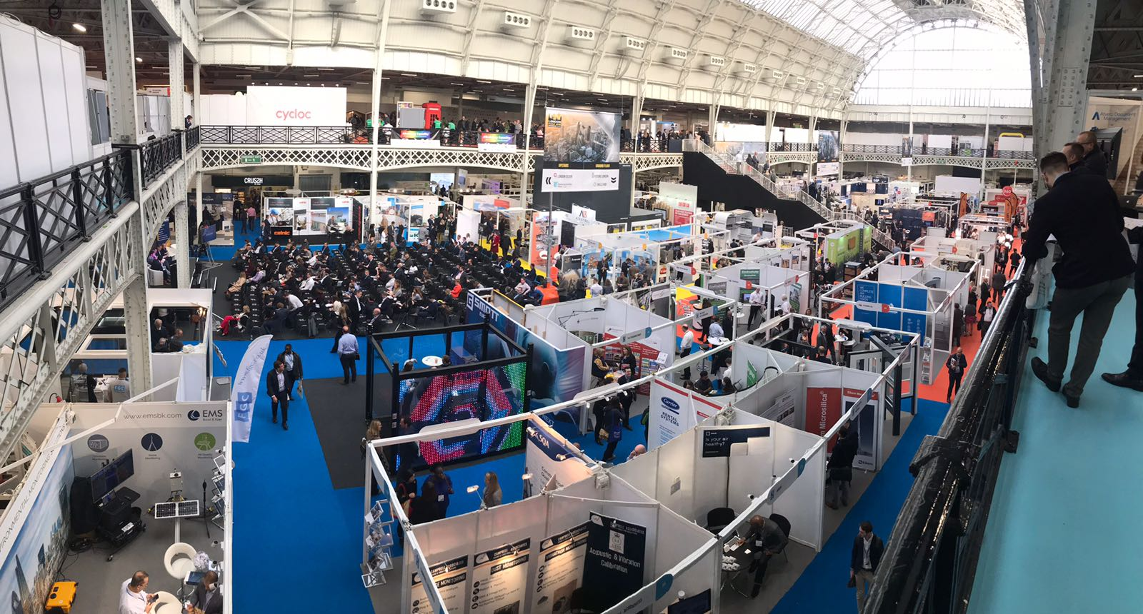 london build expo 2018