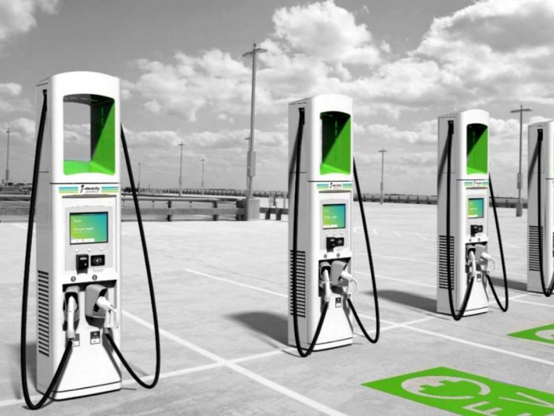 ev charging stations drafting services